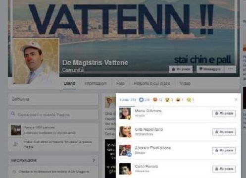"""""""I like ai post di Lettieri gonfiati dai fake"""". Scontro tra staff di de Magistris e dello sfidante"""