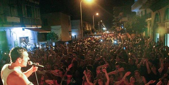 Festival di Caivano al via con i Simplified