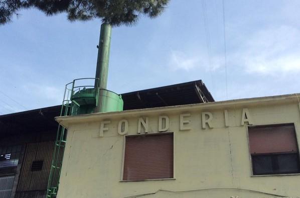 Salerno, il gip convalida sequestro delle Fonderie Pisano