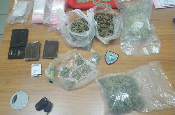 Spaccio di droga, un arresto a Secondigliano