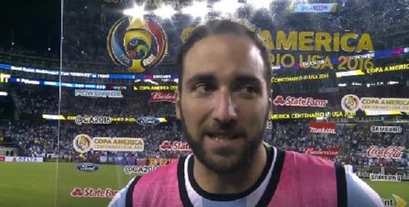 """Coppa America, i napoletani fanno le ore piccole per Higuain e lui rassicura: """"State tranquilli"""""""
