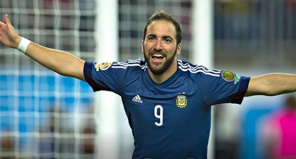 Coppa America, in finale un'Argentina travolgente: Higuain ne fa altri 2