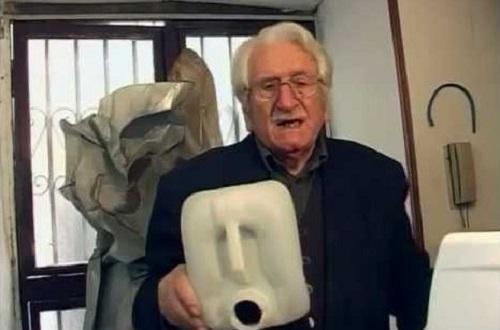 Se ne va a 98 anni Giuseppe Antonello Leone, il genio dell'arte nell'antro di Monte di Dio