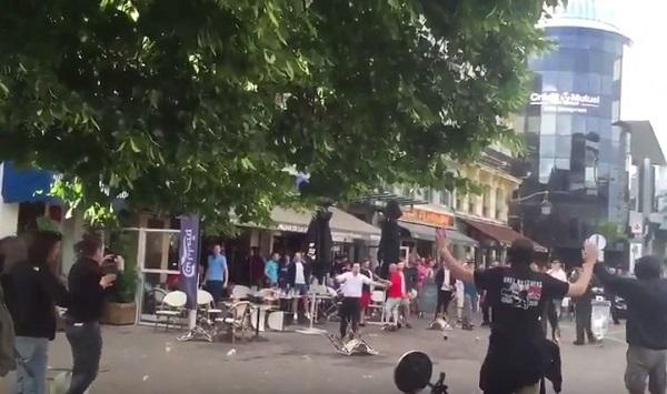 Europei, nuovi scontri a Lille tra russi e inglesi. E ci sono anche i gallesi – Video