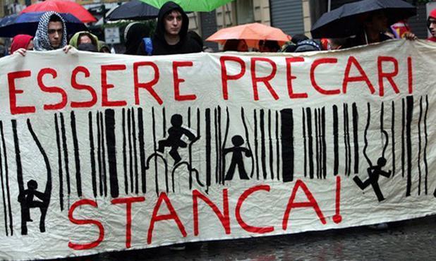 Furbata jobs act: licenziati e riassunti senza tutele, odissea per 30mila in Campania