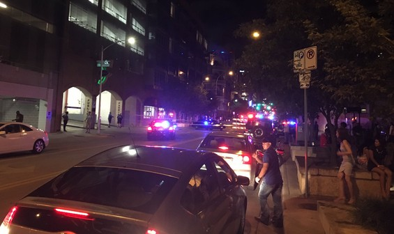 Texas, uomo spara nel centro di Austin: ci sono vittime