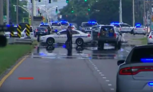 Imboscata a Baton Rouge, 3 agenti uccisi e 3 feriti