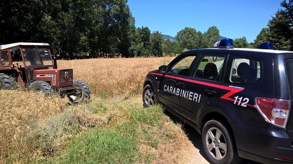 Teora: frode da 50.000 euro per fondi europei, denunciati due agricoltori