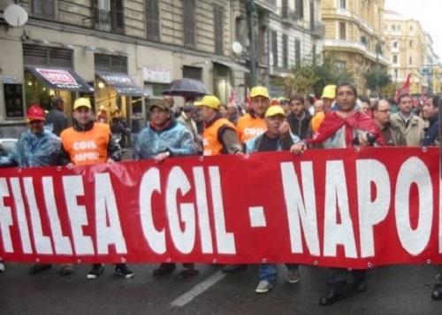 Campania, dossier della Cgil sulla crisi dell'edilizia