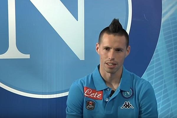 Il Napoli mette Hamsik fuori mercato con l'intervista sul decennale in azzurro – Video