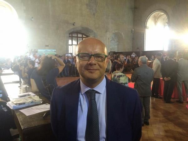 Consiglio comunale, Sandro  Fucito presidente