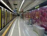 A Napoli scontro tra treni della metropolitana