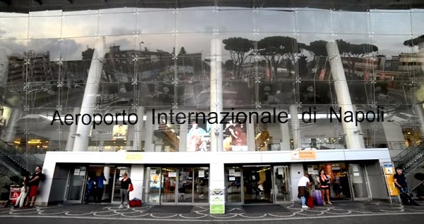 Napoli, giunta approva piano di rischio aeroportuale