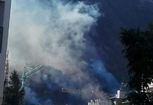 Protezione Civile, rischio incendi nelle province di Napoli, Caserta e Salerno