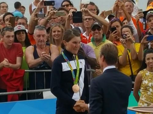 Ciclismo Olimpiadi, Longo Borghini di bronzo