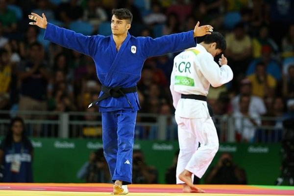 Olimpiadi, il judoka Basile è l'oro italiano n.200