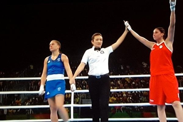 Olimpiadi Boxe, l'oplontina Irma Testa vince all'esordio