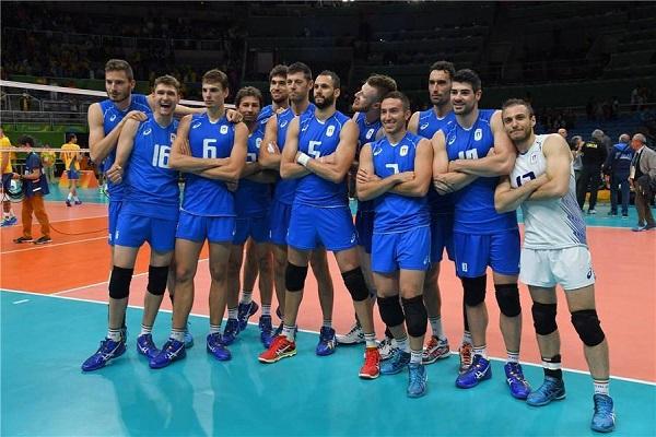 Pallavolo, l'Italia sfida gli Usa a Rio