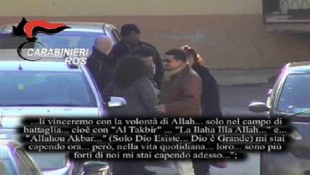 Sospetto jihadista preso nel Casertano, lunedì l'interrogatorio