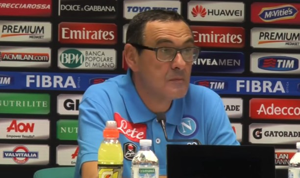 """Napoli, alle conferenze stampa come a un party: """"Da Sarri solo i giornalisti invitati"""""""