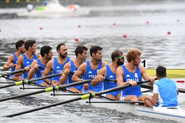 Canottaggio, l'Italia perde l'ammiraglia: fuori l'otto degli stabiesi Paonessa e D'Aniello