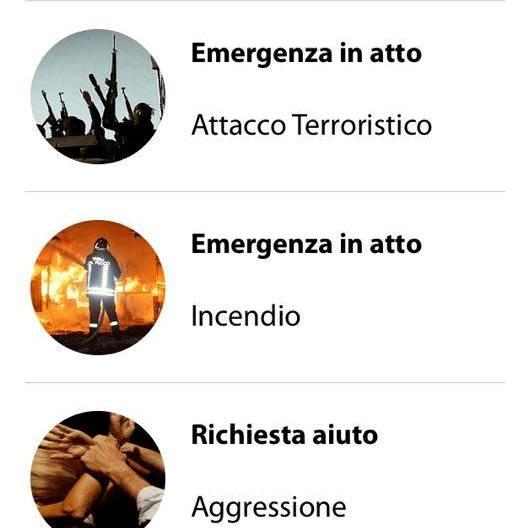 WhereApp, l'applicazione per smartphone in caso di emergenza