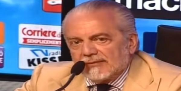Napoli, il club ordina silenzio stampa a oltranza