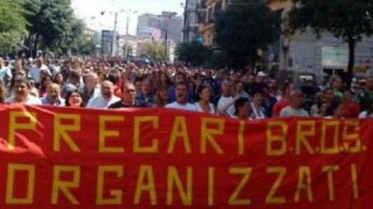 Altro che Festa del lavoro, a Napoli e in Campania è il Vietnam dell'occupazione: tutte le cifre