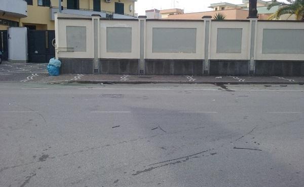 Caivano, scontro auto-scooter: muore generale dell'aeronautica