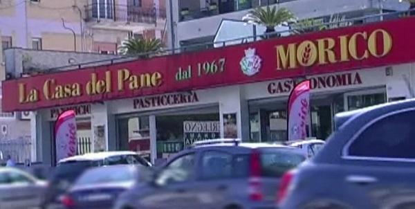 Il pane dei Casalesi, 9 arresti: coinvolto imprenditore titolare di un bar a Santa Maria Capua Vetere