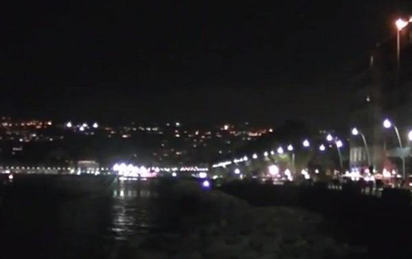 Lungomare di Napoli: scoppia stufa al ristorante, 2 feriti