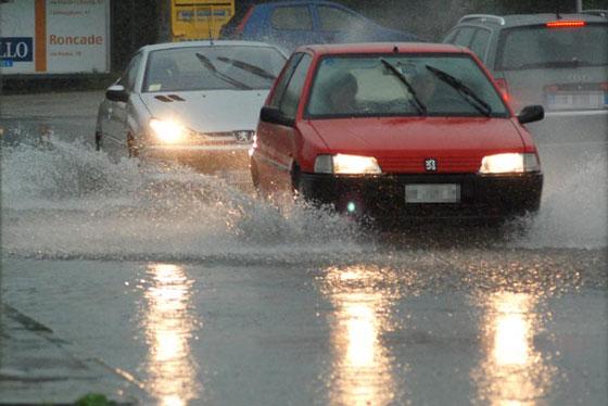 Maltempo, temporali in arrivo sulla Campania