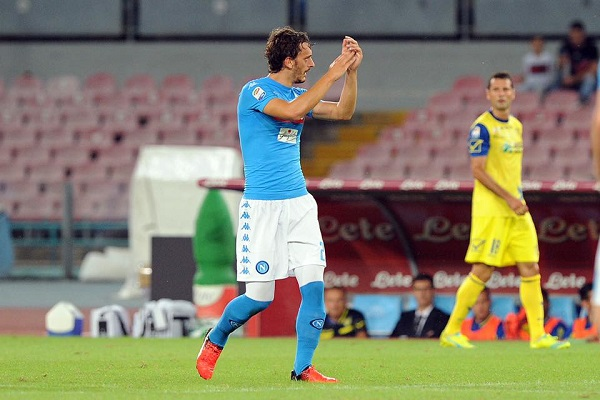 Udinese-Napoli: Gabbiadini out, Albiol e Callejon ok