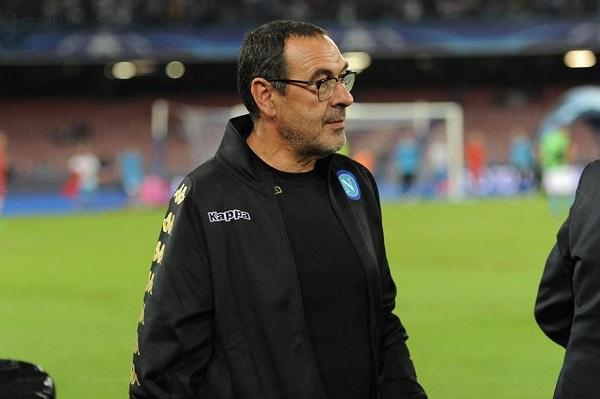"""Sarri rimanda il Napoli: """"Siamo forti ma ancora adolescenti"""""""