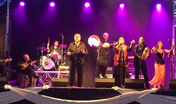 Caserta, raccolta fondi pro terremotati col concerto dell'Orchestra Mimì Palmiero