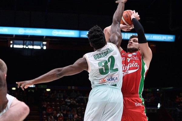 Basket, Milano è ancora tabù per Avellino