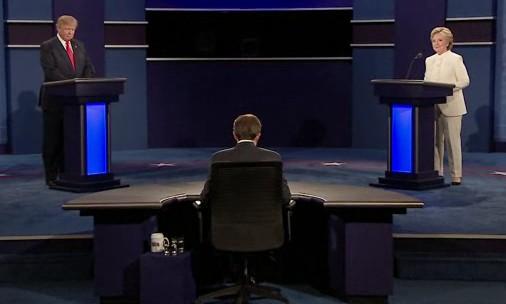 Clinton-Trump, finalmente esauriti i confronti tv tra i due pessimi candidati