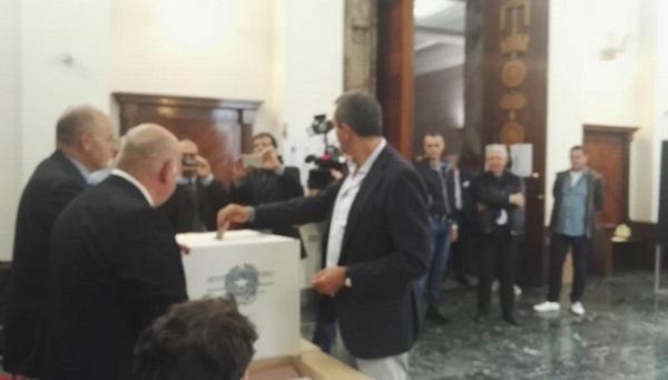 Città Metropolitana di Napoli, chiuso il seggio elettorale: affluenza al 94%
