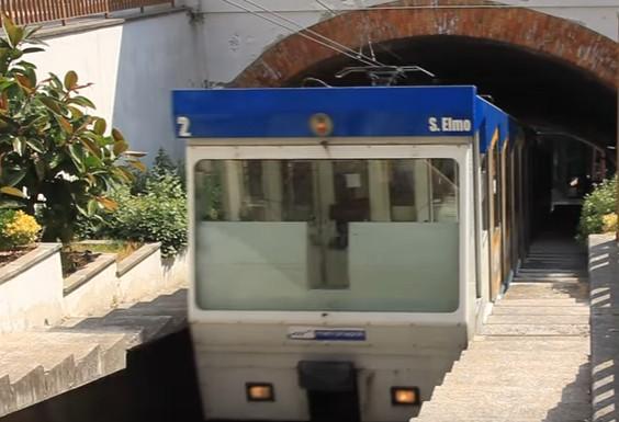 """Napoli, sciopero Anm: """"Funicolare Montesanto in servizio, ma 2 stazioni incustodite"""""""