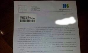 lettera_napoliservizi_ildesk