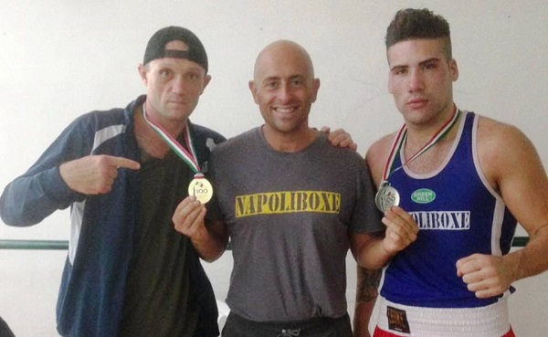 Pugilato, Napoliboxe prima in Italia ai campionati seniores