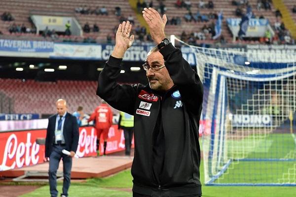 """Sarri guarda a sabato: """"Juve la più forte, ma a Torino si va per giocarcela"""""""