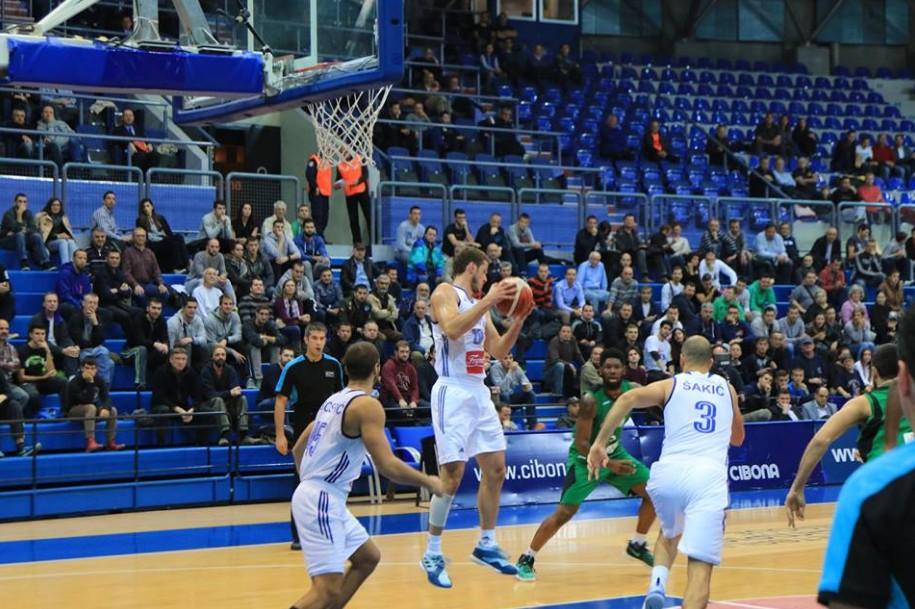 Champions Basket, Avellino batte in volata Cibona Zagabria