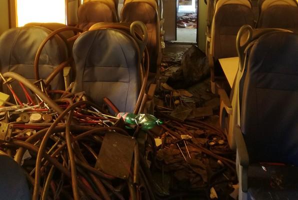 Napoli, rubano cavi di rame alla stazione centrale: 3 arresti