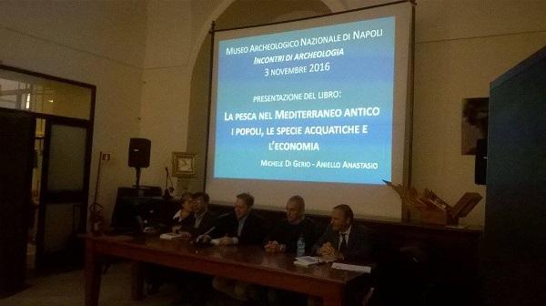 """""""La pesca nel Mediterraneo antico"""" tra archeologia e veterinaria"""