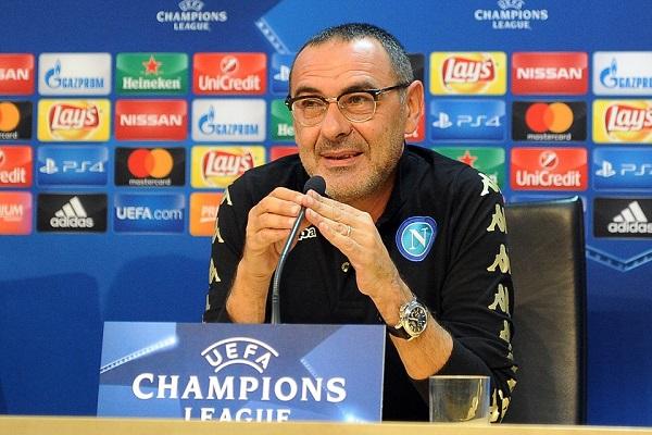"""Napoli-Dinamo Kiev, Sarri va al sodo: """"Dobbiamo fare risultato"""""""