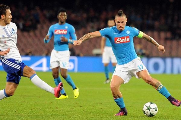 Il Napoli si complica la vita, con la Dinamo Kiev 0-0 tra i fischi