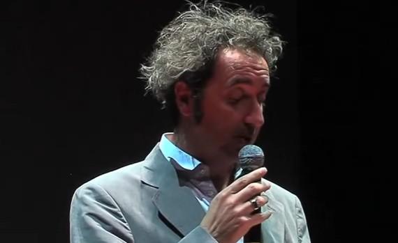 """Promessa del tifoso Sorrentino: """"Faccio un film con De Laurentiis se il Napoli vince lo scudetto"""""""