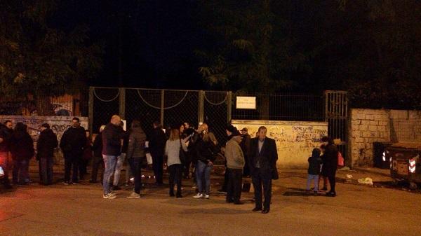 Secondigliano, degrado Parco San Gaetano Errico: sit-in dei consiglieri di Municipalità