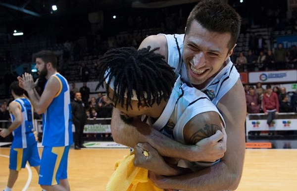 Basket, Caserta supera Capo d'Orlando e si conferma terza forza